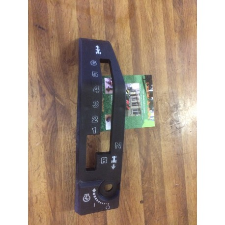 console PVC Neiman + Hydro pour John Deere STX 38