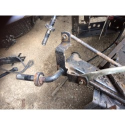 Pivot d'essieux avant AYP